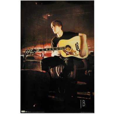 Justin Bieber Guitar Poster