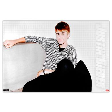 Justin Bieber Chillin' Poster