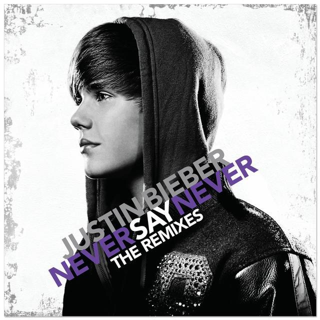 "Justin Bieber ""Never Say Never – The Remixes"" CD"