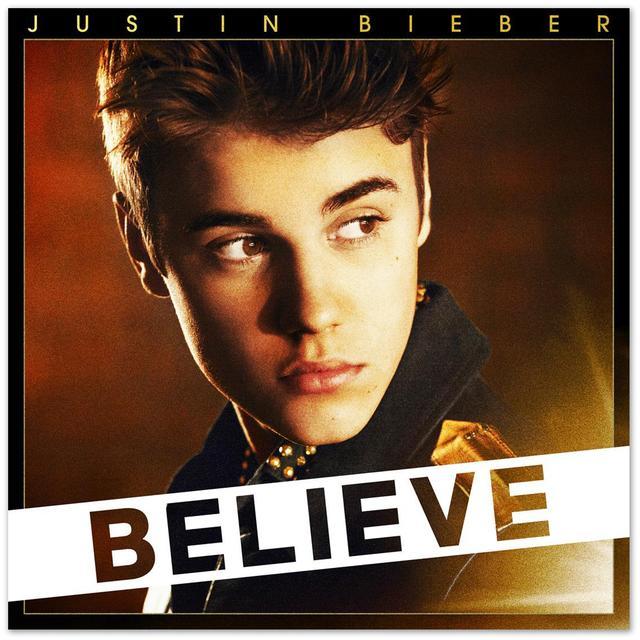 Justin Bieber - Believe Deluxe CD