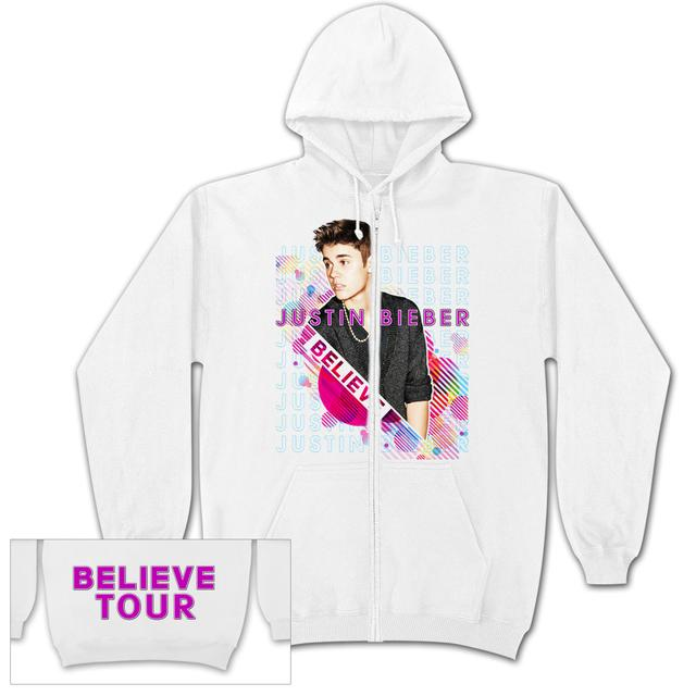 Justin Bieber Bubble Hoodie