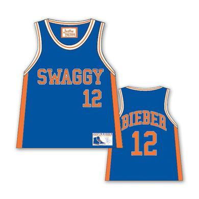 Justin Bieber Youth Swaggy Jersey