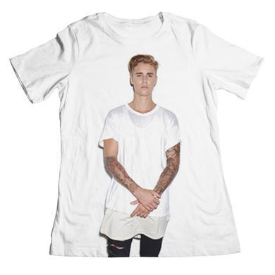 Boyfriend Justin Bieber T-Shirt | Juniors Tee
