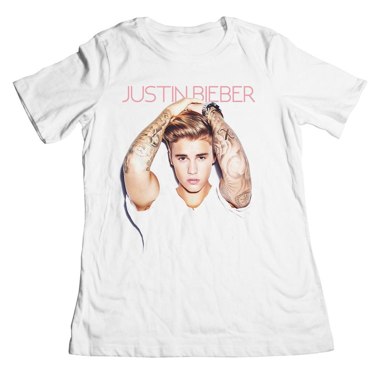 justin bieber purpose boyfriend t shirt juniors tee. Black Bedroom Furniture Sets. Home Design Ideas