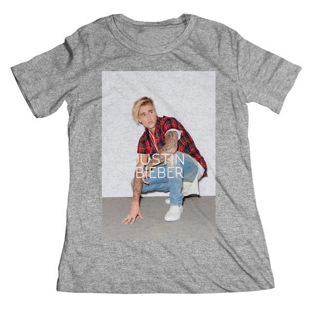Justin Bieber Boyfriend Tee | Juniors T-shirt
