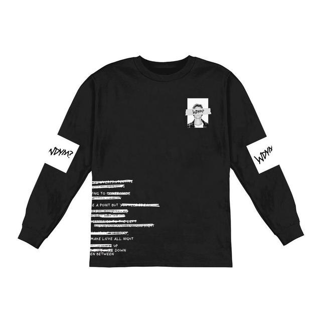 Justin Bieber What Do You Mean Longsleeve T Shirt x Superette