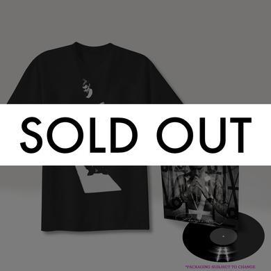 Justin Bieber Vinyl + T-Shirt
