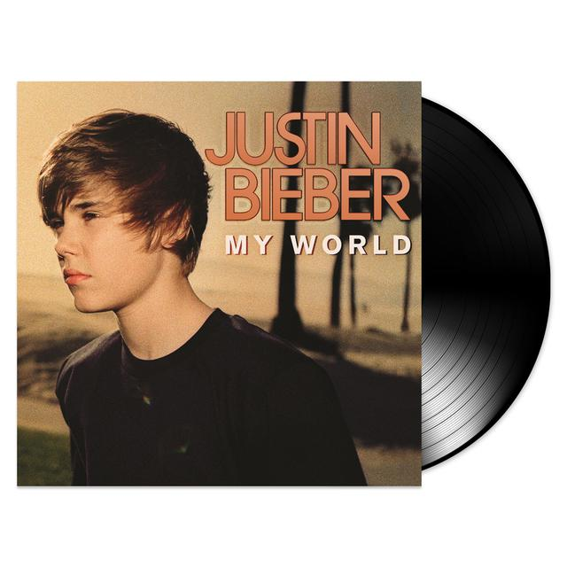 Justin Bieber My World EP[LP] (Vinyl)