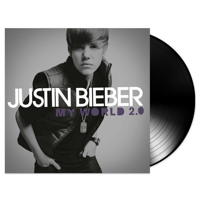 Justin Bieber My World 2.0[LP] (Vinyl)