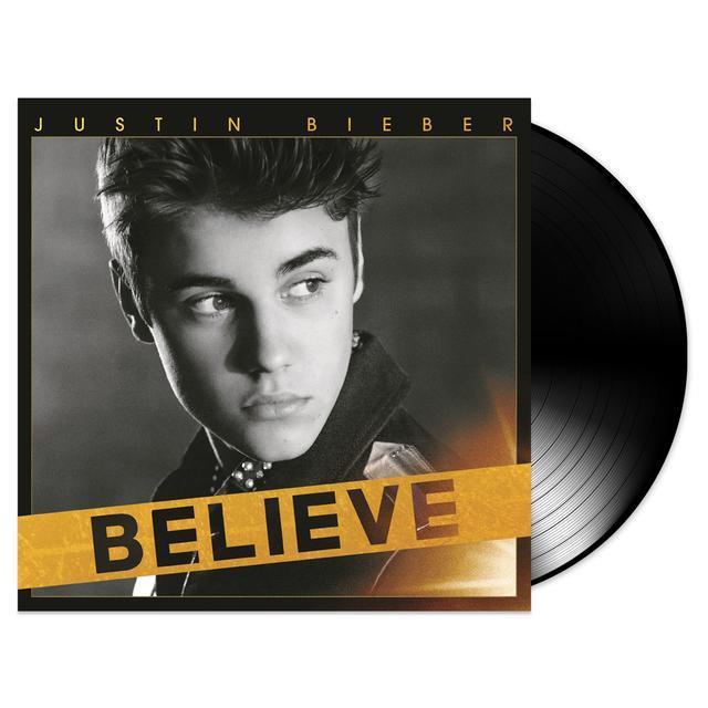Justin Bieber Believe[LP]