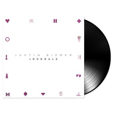 Justin Bieber Journals[2 LP] (Vinyl)
