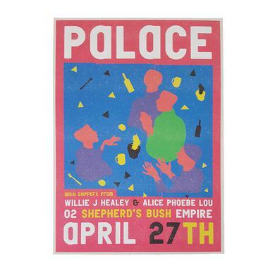 PALACE O2 Shepherd's Bush Empire April 27th
