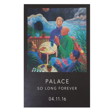 PALACE A4 So Long Forever Print