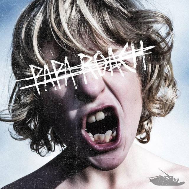 Papa Roach Crooked Teeth (White 180g Vinyl) Heavyweight LP