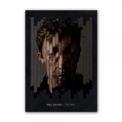 Paul Draper EP TWO A3 Art Print (Signed, Limited Edition) (Vinyl)