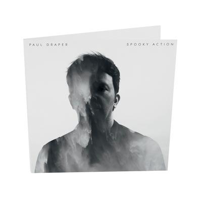 Paul Draper Spooky Action Digipak CD Album (Signed, Limited) CD