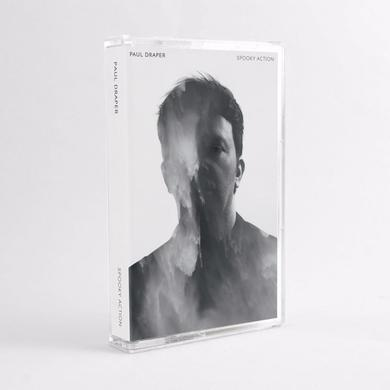 Paul Draper Spooky Action Cassette (Limited Edition, Hand Numbered) Cassette