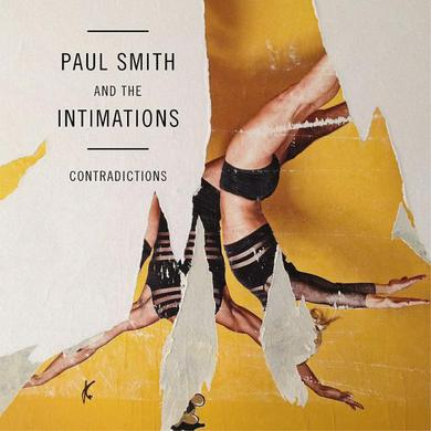 Paul Smith Contradictions LP (Yellow Vinyl, Signed) - W/Download LP