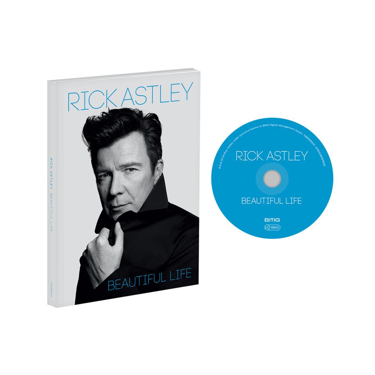 Afbeeldingsresultaat voor Astley, Rick-Beautiful Life book