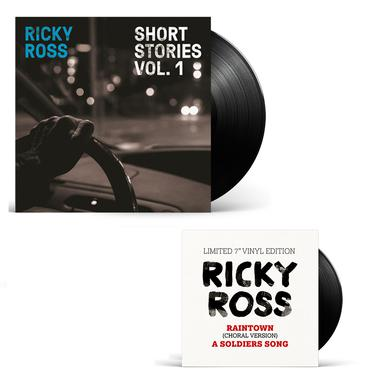Ricky Ross Short Stories Vol. 1 Heavyweight Vinyl Heavyweight LP