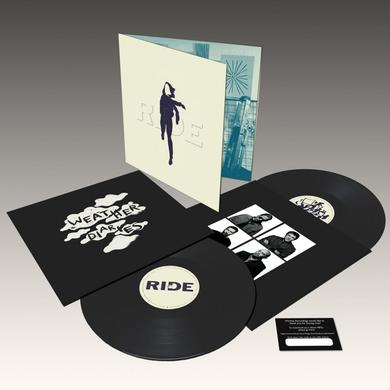 Ride Weather Diaries Black Vinyl    Double LP