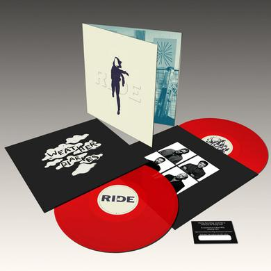 Ride Translucent Red Vinyl Double Heavyweight LP