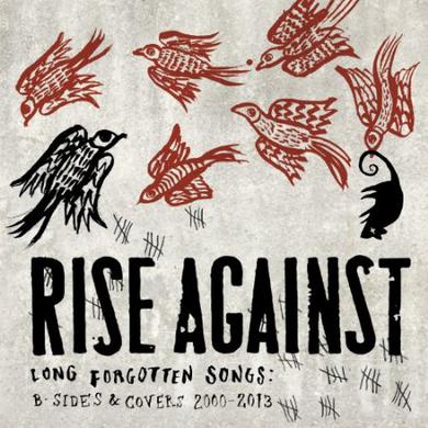 Rise Against Long Forgotten Songs (B-Sides & Covers 2000-2013) LP (Vinyl)