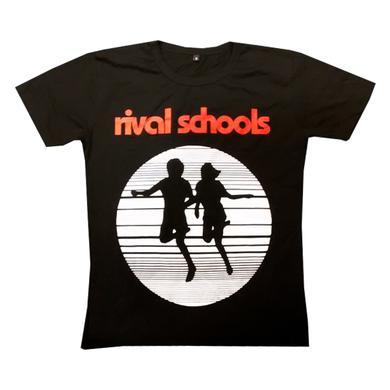Rival Schools Black Logo T-Shirt