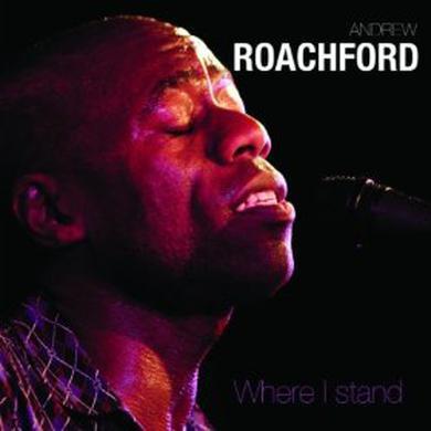 Roachford Where I stand CD