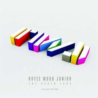 Royce Wood Junior The Ashen Tang (Deluxe Edition CD) CD