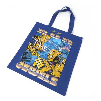 Run The Jewels RTJ Record Store Day Tote Bag