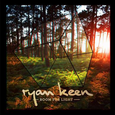 Ryan Keen Room For Light CD