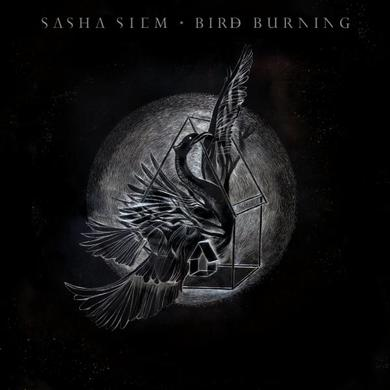 Sasha Siem Bird Burning CD Album (Signed) CD