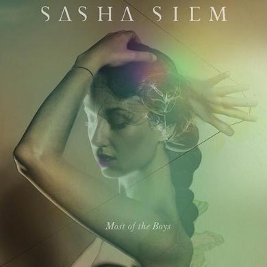Sasha Siem Most Of The Boys CD Album CD