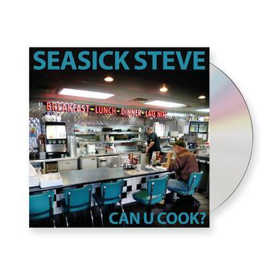 Seasick Steve Can U Cook? CD Album CD