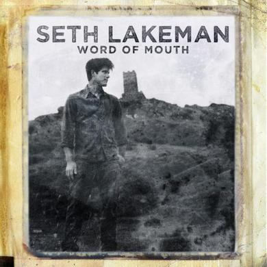 Seth Lakeman Word Of Mouth 12-Inch Vinyl Album Heavyweight LP