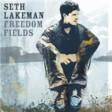 Seth Lakeman Freedom Fields [Relentless] CD