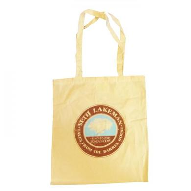 Seth Lakeman Natural Tales From The Barrel House Tote Bag