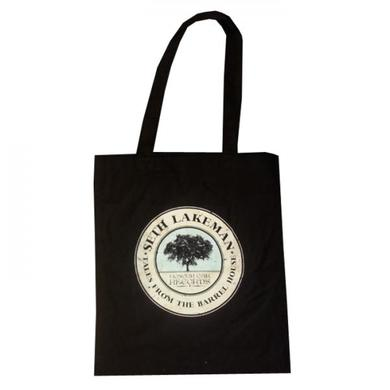 Seth Lakeman Black Tales From The Barrel House Tote Bag