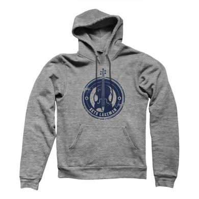 Seth Lakeman New Logo Grey Hoody