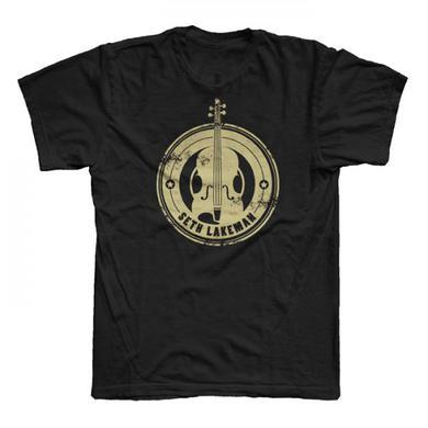 Seth Lakeman New Logo Black T-Shirt