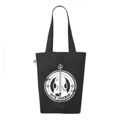 Seth Lakeman New Logo Black Tote Bag