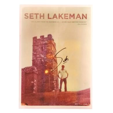 Seth Lakeman Signed Word Of Mouth Artwork Print