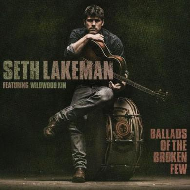 Seth Lakeman Ballad Of The Broken Few Heavyweight LP Album Heavyweight LP (Vinyl)