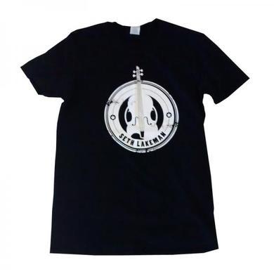 Seth Lakeman Black Violin T-Shirt
