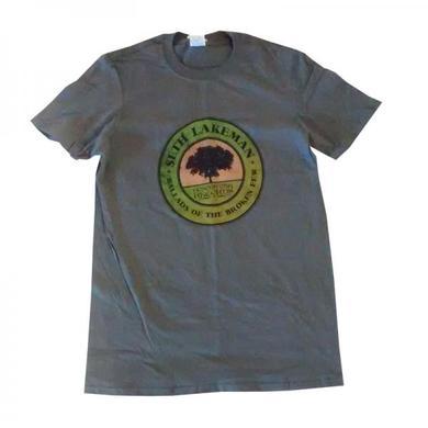 Seth Lakeman Mens Ballads Of The Broken Few Grey T-Shirt