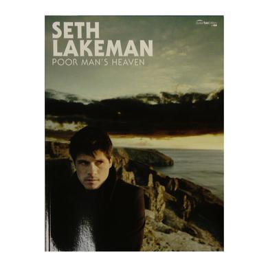 Seth Lakeman Poor Man's Heaven Guitar Tab Book