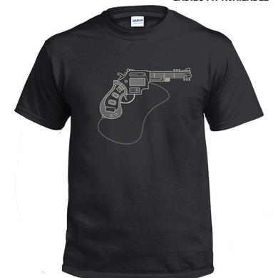 SHE DREW THE GUN Gun T-Shirt