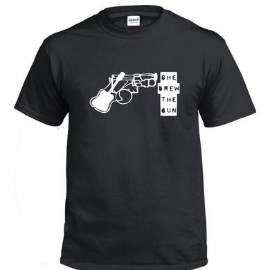 SHE DREW THE GUN Logo T-Shirt