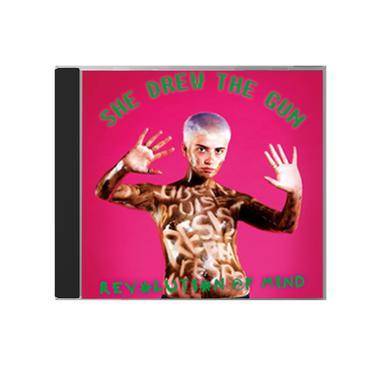 SHE DREW THE GUN Revolution Of Mind CD CD